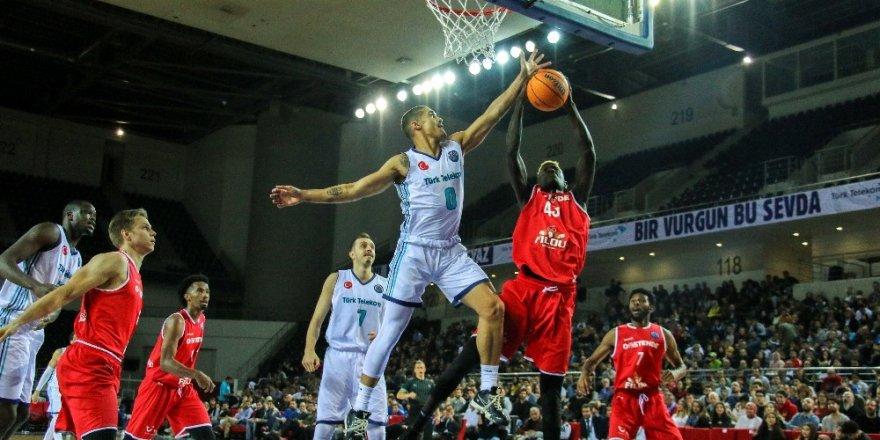 FIBA Şampiyonlar Ligi: Türk Telekom: 72 - Filou Oostende: 66