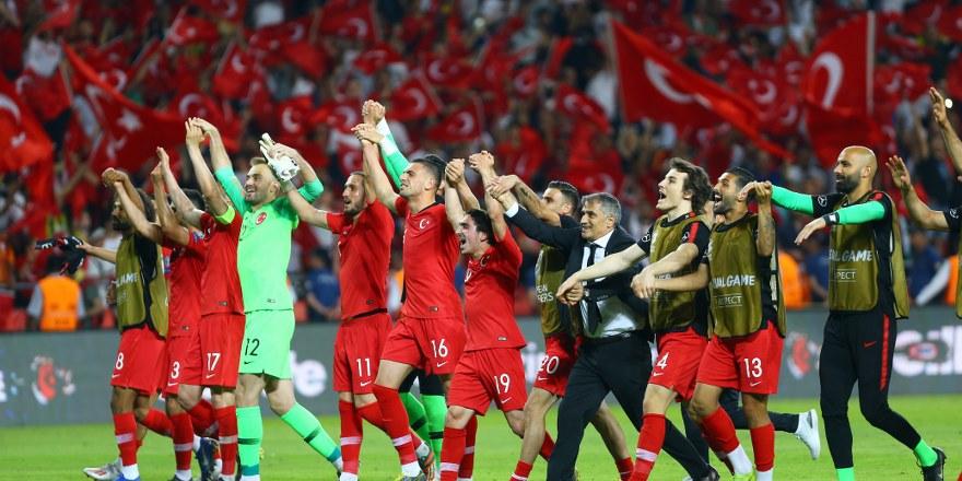 Türkiye, 2020  bileti için sahada