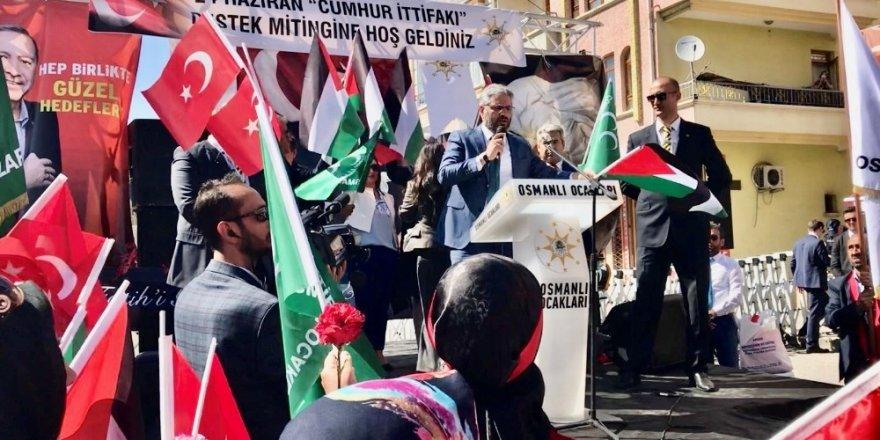 Osmanlı Ocakları Federasyonu 'Türkiye İttifakı' mitingleri yapacak