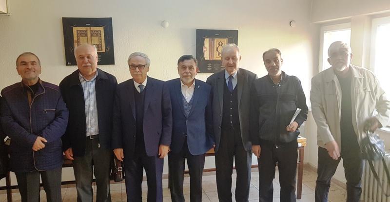 Özbekistan halkı kültürümüzü yaşatıyor