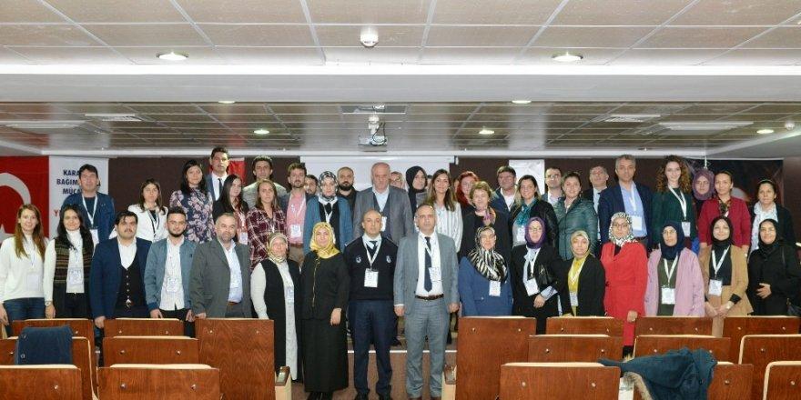 KMÜ'de Bağımlılıkla Mücadele ve Korunma Çalıştayı