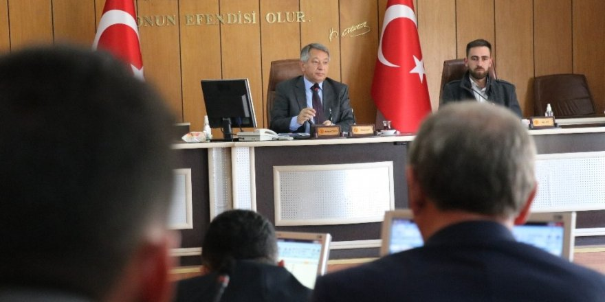 Aksaray'da İl Genel Meclisi eğitime 19 milyon TL ödenek verdi