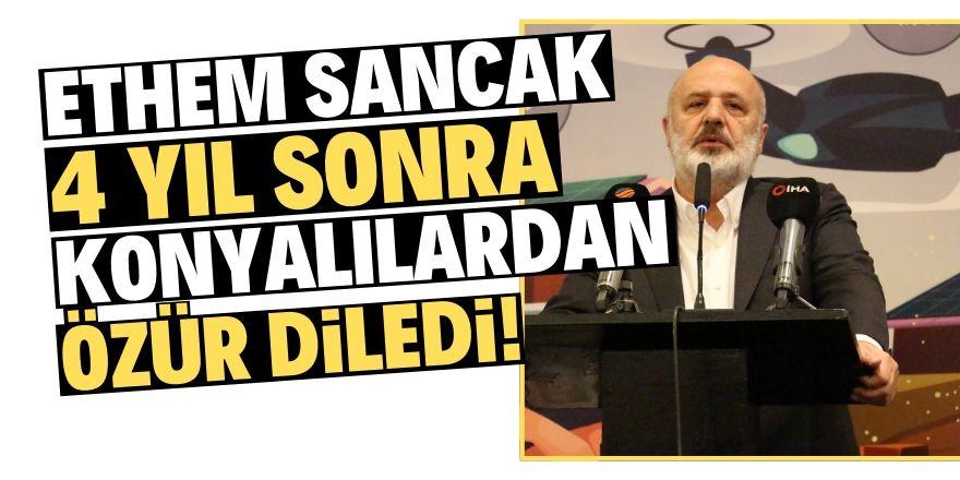 """""""Konyalılar 360 derece döner"""" demişti!"""