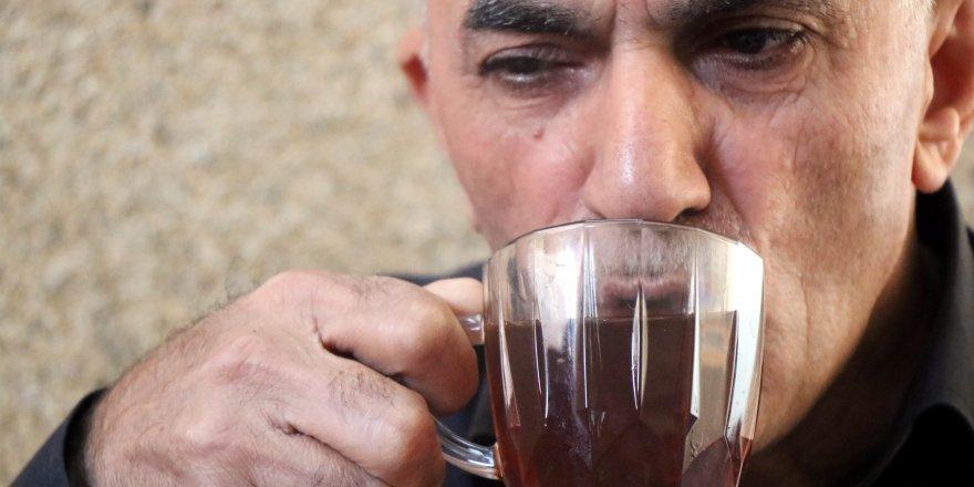 Çayı sıcak içmeyin