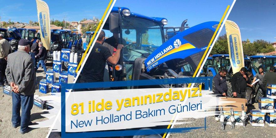 Türk Traktör'den toplu bakım günleri