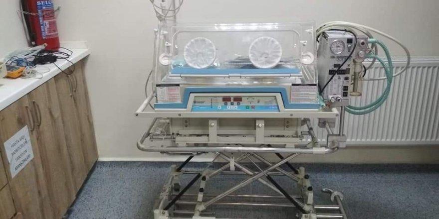 Milletvekili Şeker'den Karaman'a ambulans kuvöz müjdesi