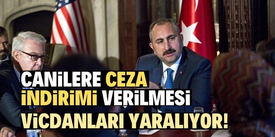 Bakan Gül'den mahkemelere 'iyi hal' tepkisi