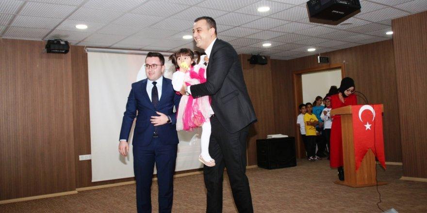 Yunak'ta Engelliler Günü kutlandı