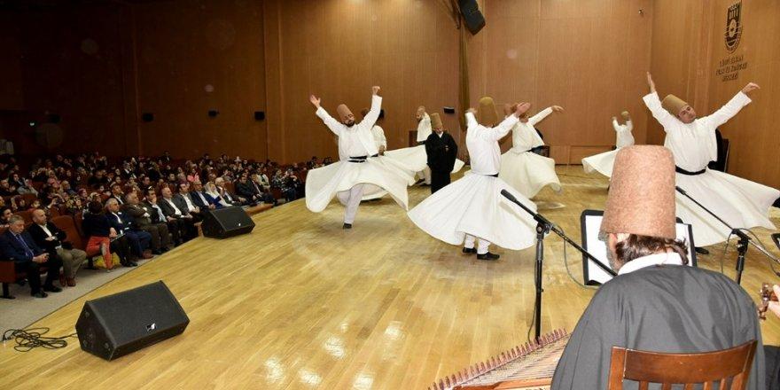 Karaman'da Hazreti Mevlana'yı anma etkinlikleri başladı