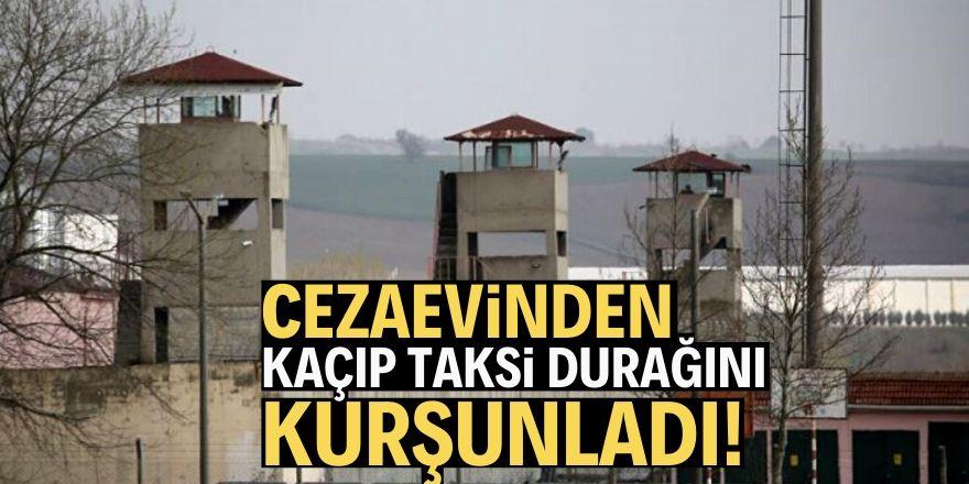 Konya'da firar edip dehşet saçtı!