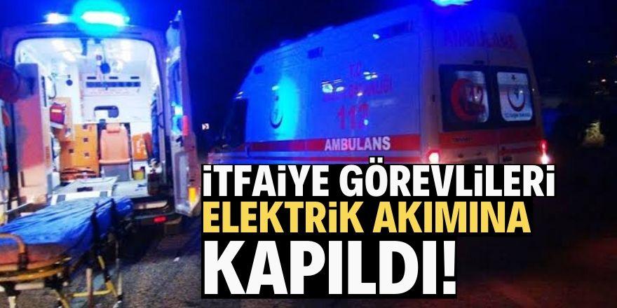 Konya'da yangın alarmı!