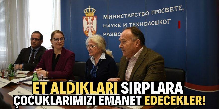 Çocuklarımız Sırplara emanet!