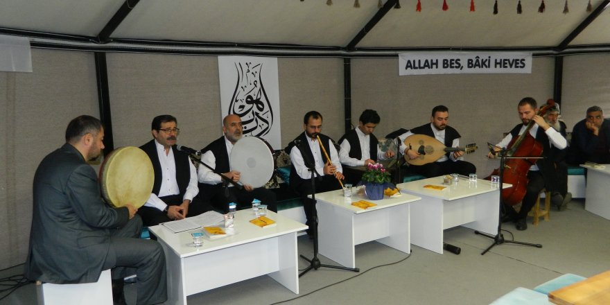 Darb-ı Esma'dan Musiki Ziyafet
