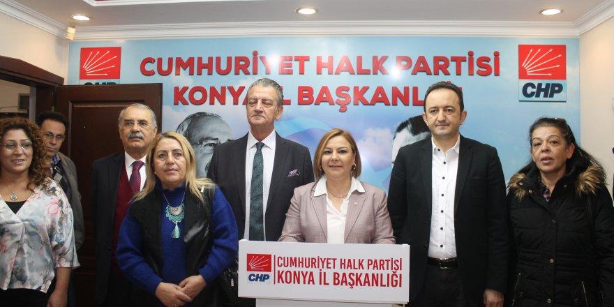 Deniz İndibi, CHP Selçuklu İlçe Başkanlığına aday