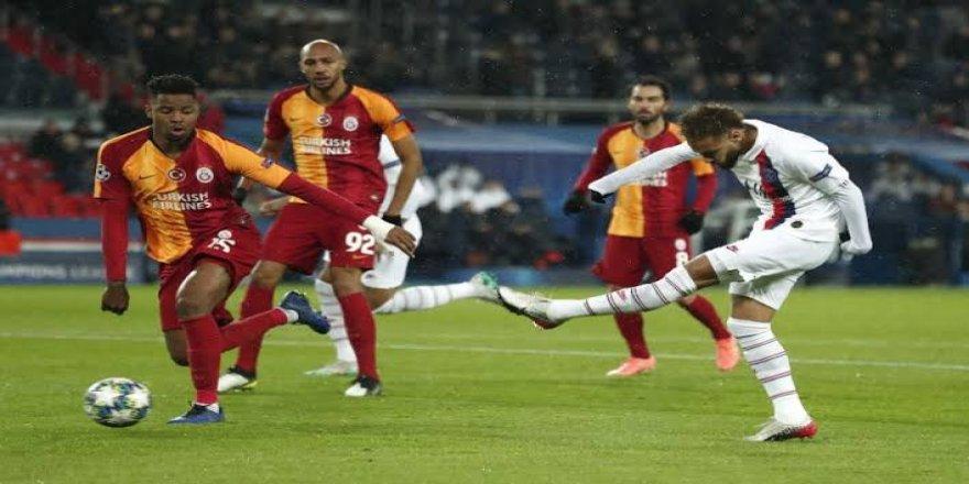 Galatasaray Avrupa'ya 5-0'la veda etti