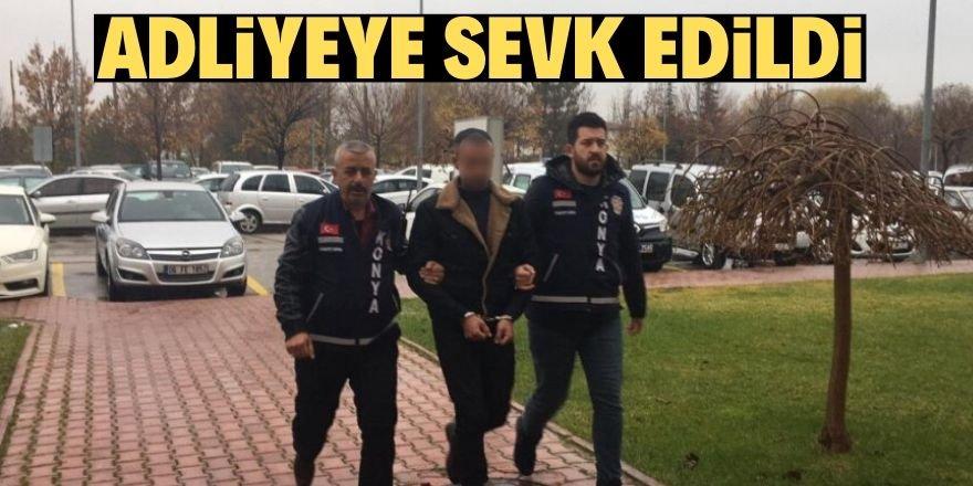 Sokak ortasında vatandaşı vuran şüpheli yakalandı