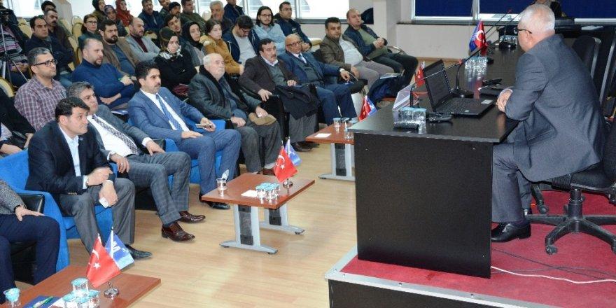 Konya SMMMO'da KDV iadesi semineri