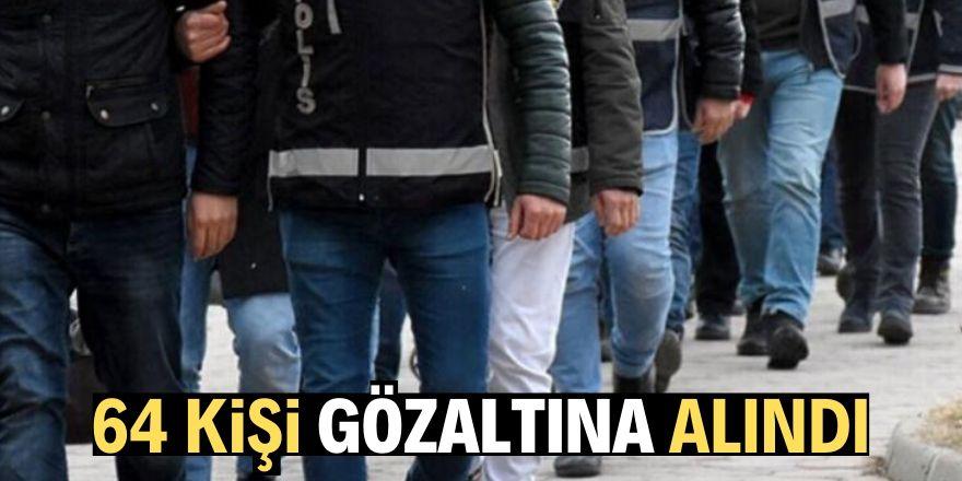 Polis Koleji giriş sınavıyla alakalı 64 gözaltı!