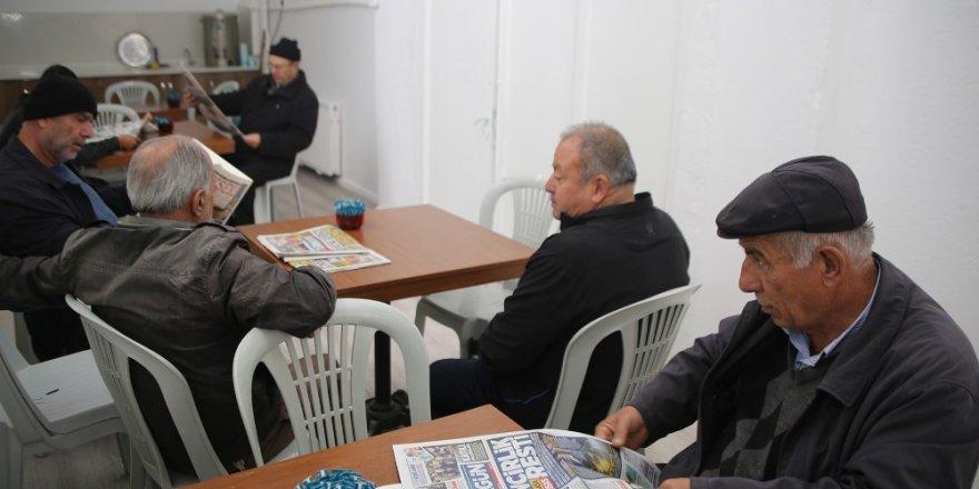Karaman'da emekli dinlenme evi yeniden hizmete girdi