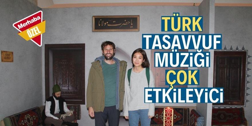 Türk tasavvuf Müziği yabancıları etkiledi