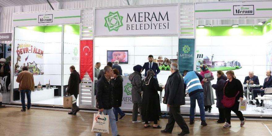Meram Belediyesi İstanbul KONSİAD Fuarı'nda yerini aldı