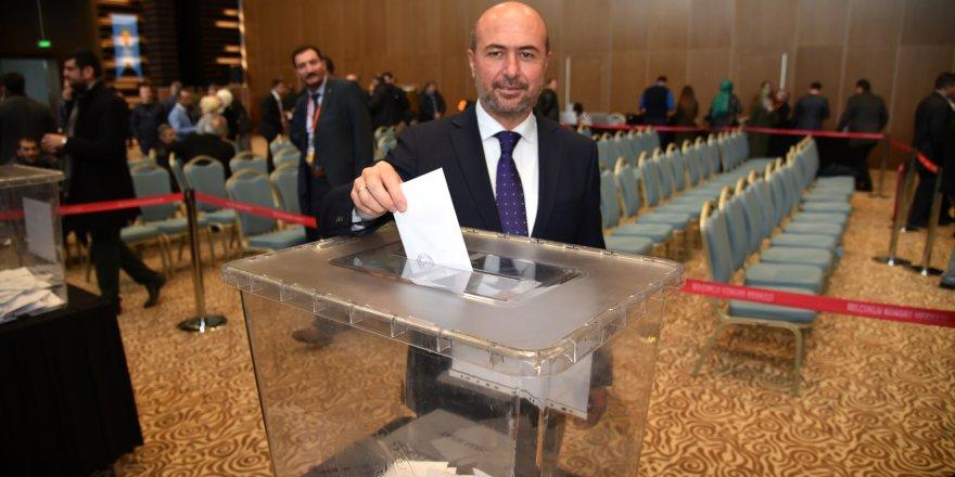 AK Parti Selçuklu'da  delegeler seçildi