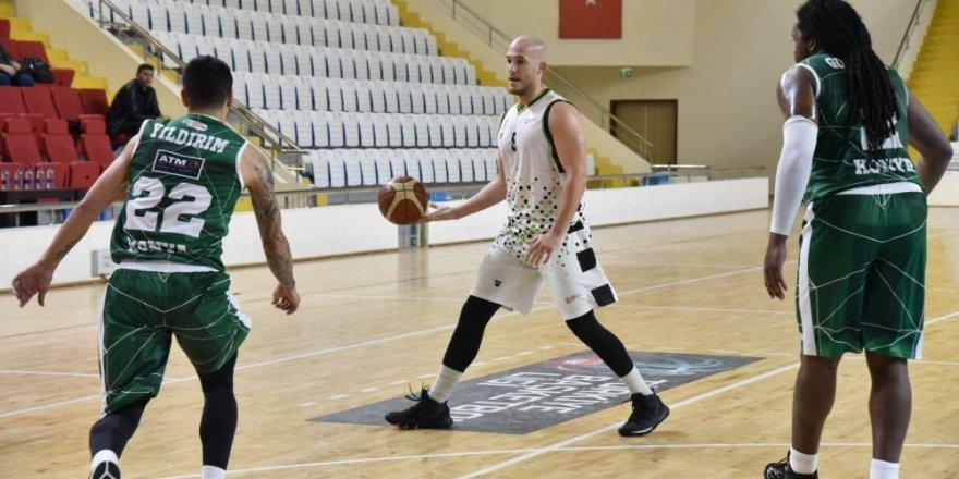 Konyaspor Basketbol deplasmanda kazanamıyor