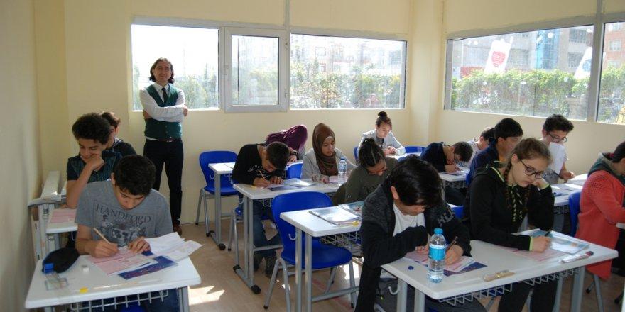 Yalçın Eğitim'de bursluluk  sınavı 4-5 Ocak'ta