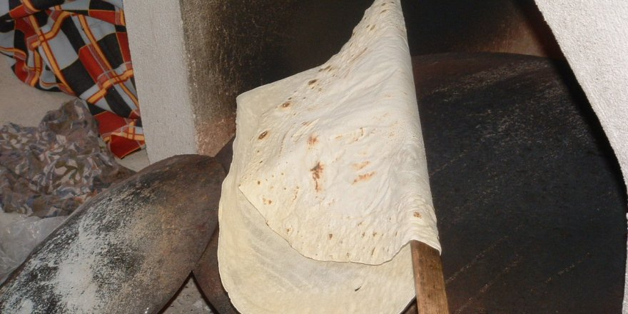 Yufka ekmek kadınların umudu