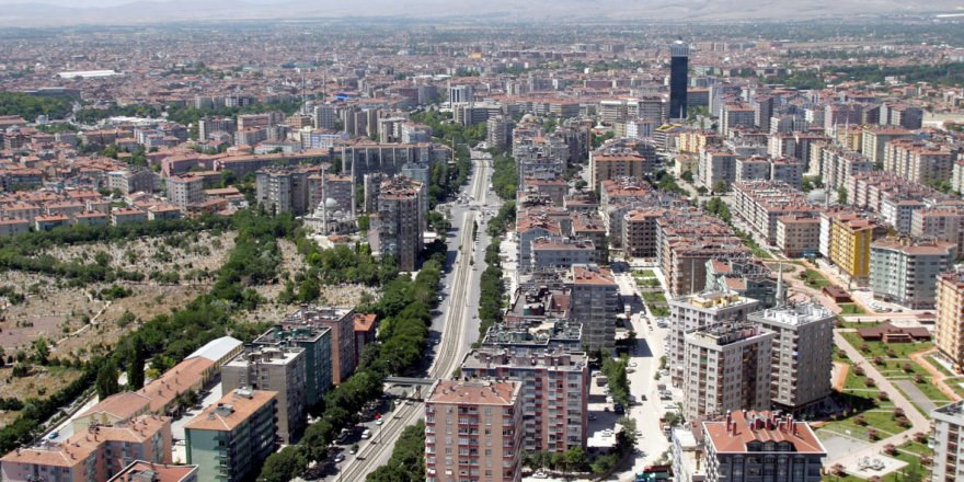 Konya'da günde 120 ev satıldı