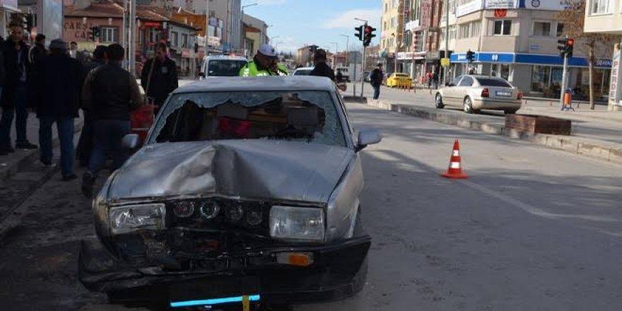 """""""Drift"""" yapan sürücü ile araç sahibine 9 bin 526 lira ceza"""
