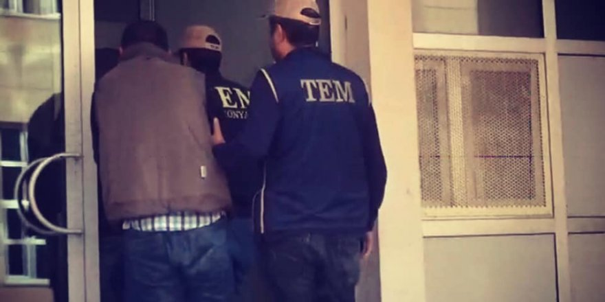 FETÖ'ye yönelik ankesörlü telefon operasyonu: 24 gözaltı