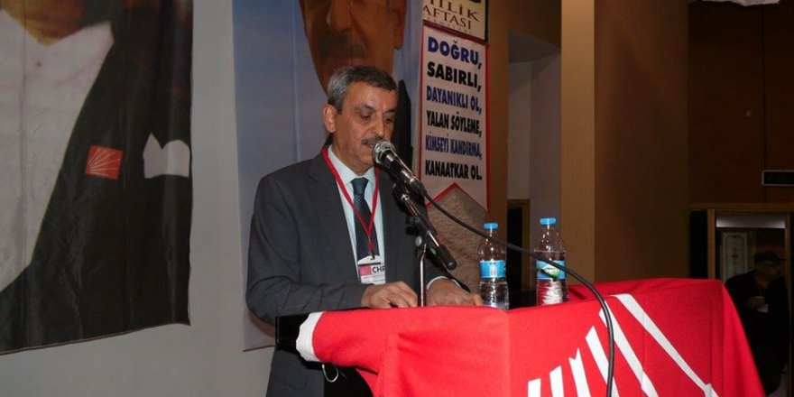 Büyükırmak CHP Karatay'a aday