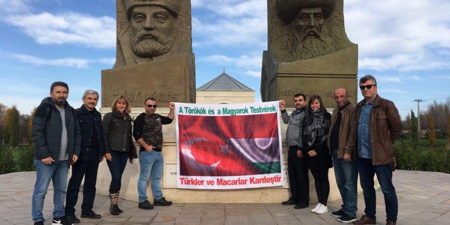 Selçuklu Fen Lisesi'nden  Macaristan çıkartması