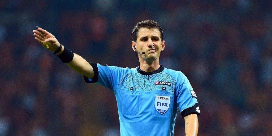 Trabzon maçını Halil Umut Meler yönetecek