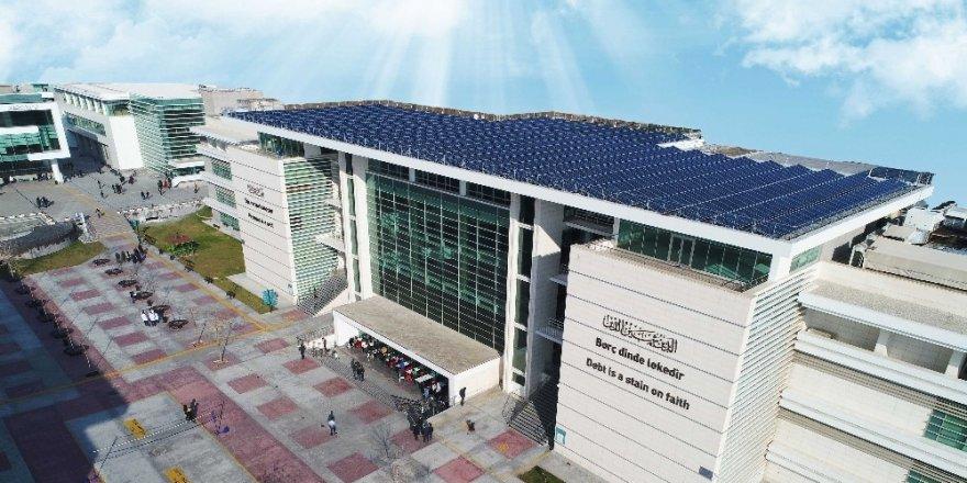 """""""GreenMetric 2019"""" endeksinde KTO Karatay Üniversitesi dünya sıralamasında yerini aldı"""