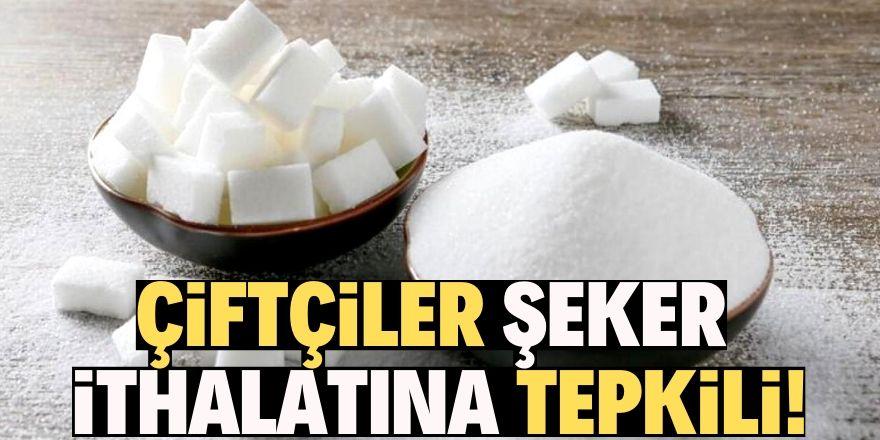 Biz daha çok şeker ithal ederiz!