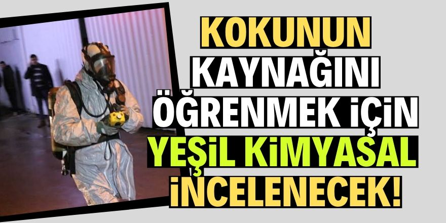 """""""Konya'daki kokuya"""" ilişkin açıklama"""