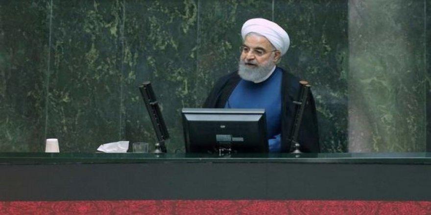 Ruhani: ABD'nin ayağını bölgeden keseceğiz!