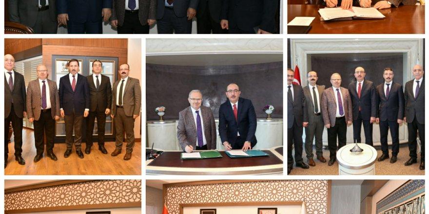 Sosyal denge sözleşmeleri imzalandı