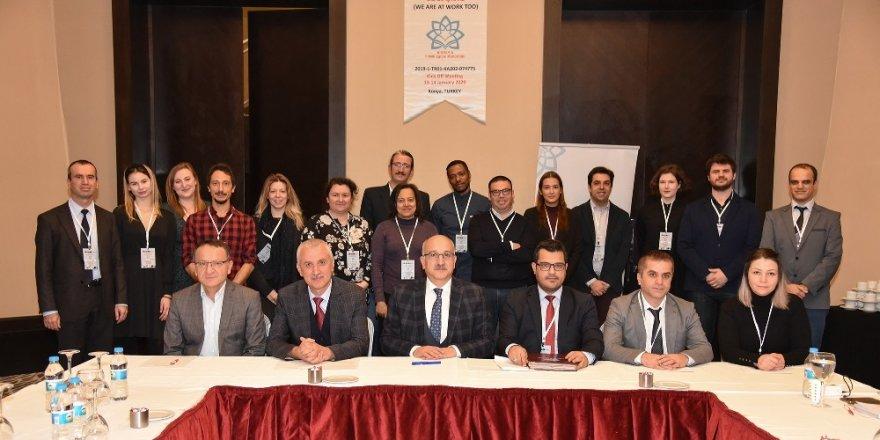 'Biz de İşteyiz' Erasmus+ projesi bilgilendirme toplantısı yapıldı