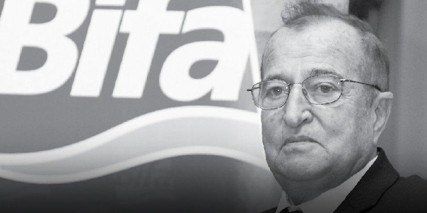 Bifa Bisküvi'nin sahibi Yılmaz Babaoğlu vefat etti