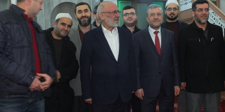 Poçanoğlu'ndan Hacı Hasanbaşı  Kur'an Kursu'na ziyaret