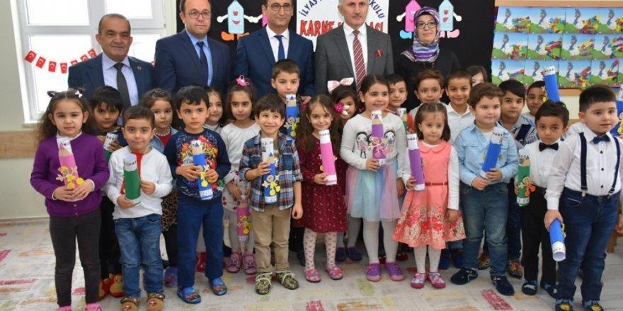 Karaman'da 49 bin öğrenci yarıyıl tatiline girdi