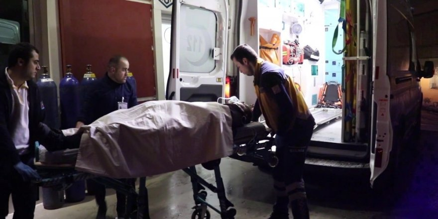 Tüfekle vurulmuş olarak hastaneye bırakılan şahıs öldü