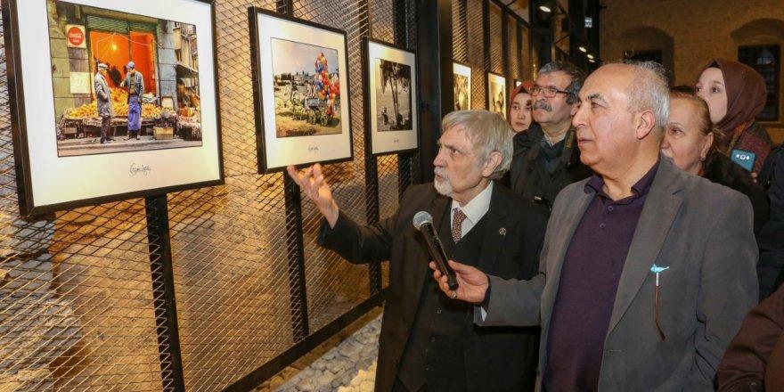 Ozan Sağdıç fotoğraf sergisi açtı