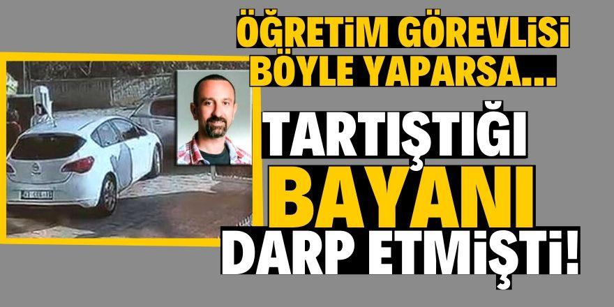 Saldırgan öğretim görevlisine15 yıl hapis isteniyor