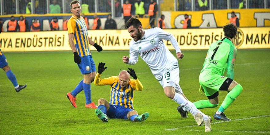 Levan Shengelia ilk golünü attı