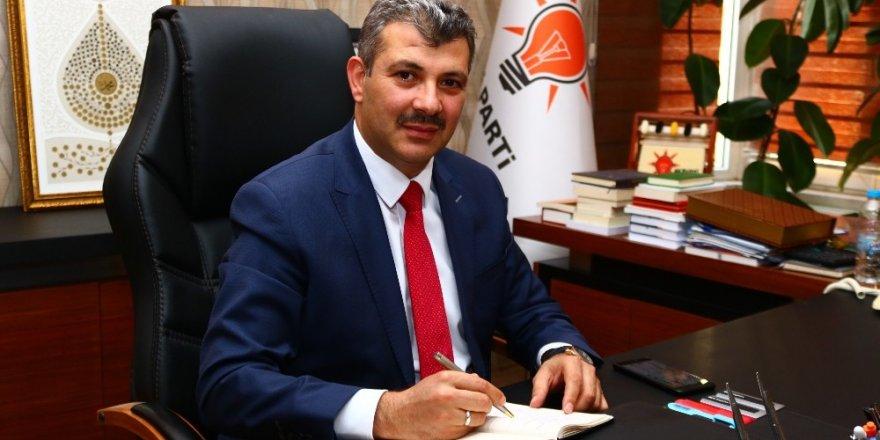 """Başkan Altınsoy: """"Güçlü bir Türkiye olma yolunda hedefimiz 2023"""""""