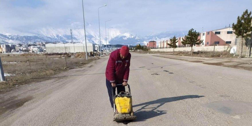 Kırsal mahallelerde hizmete devam